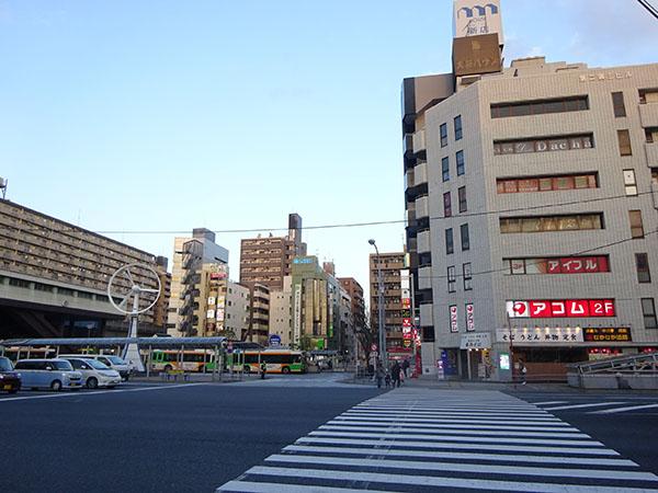葛西駅すぐ第二須三ビル