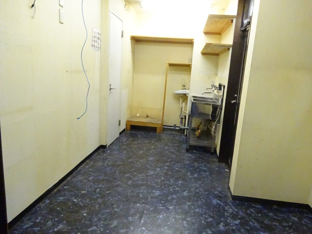 第二須三ビル601厨房3