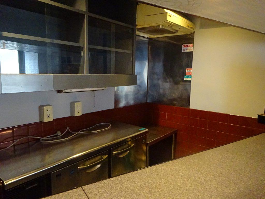 厨房BWかさい201
