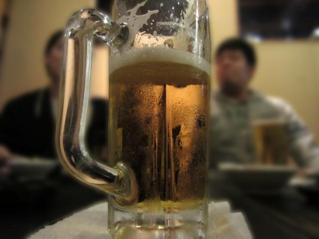 ビールイメージ 牧師バー