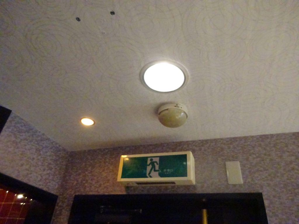 誘導灯など
