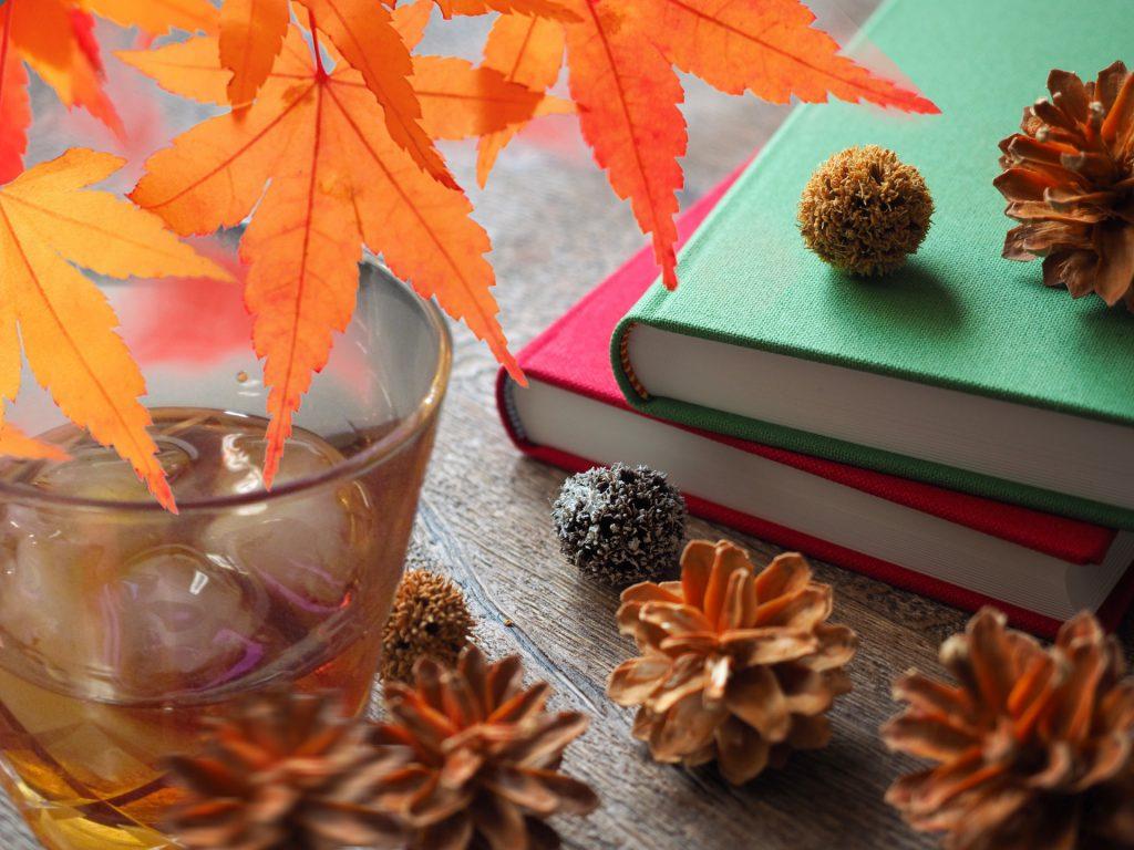 読書の秋 スナック