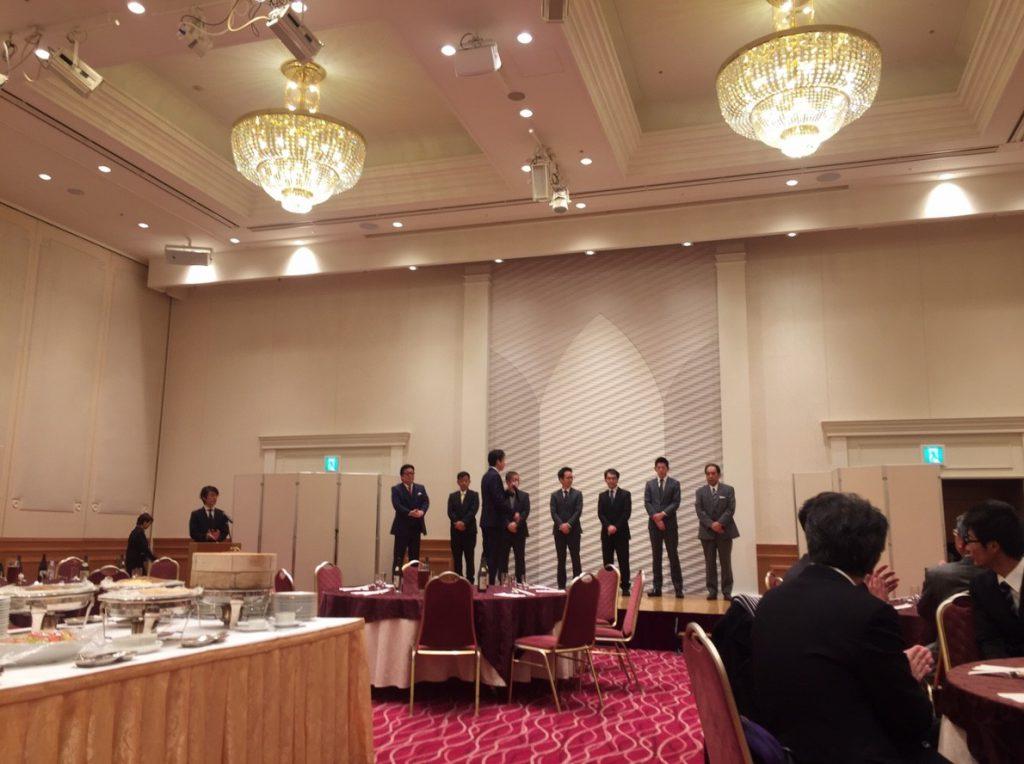20181211宅建葛西支部 忘年会