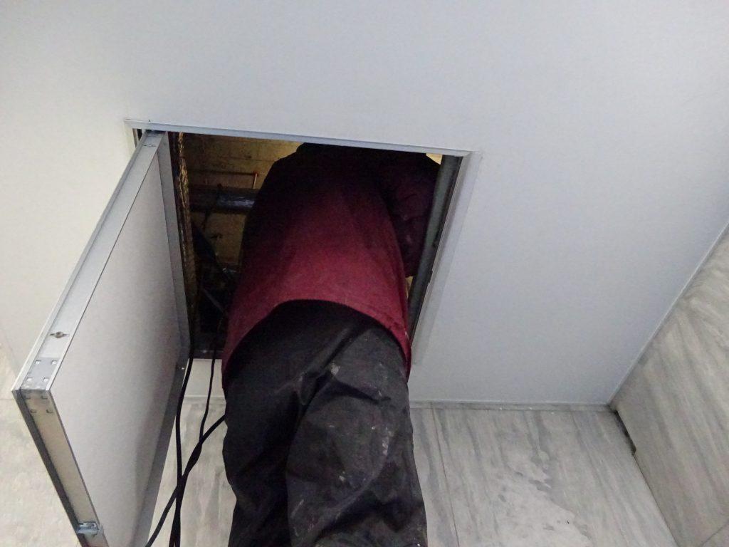 BW浦安増圧ポンプ工事