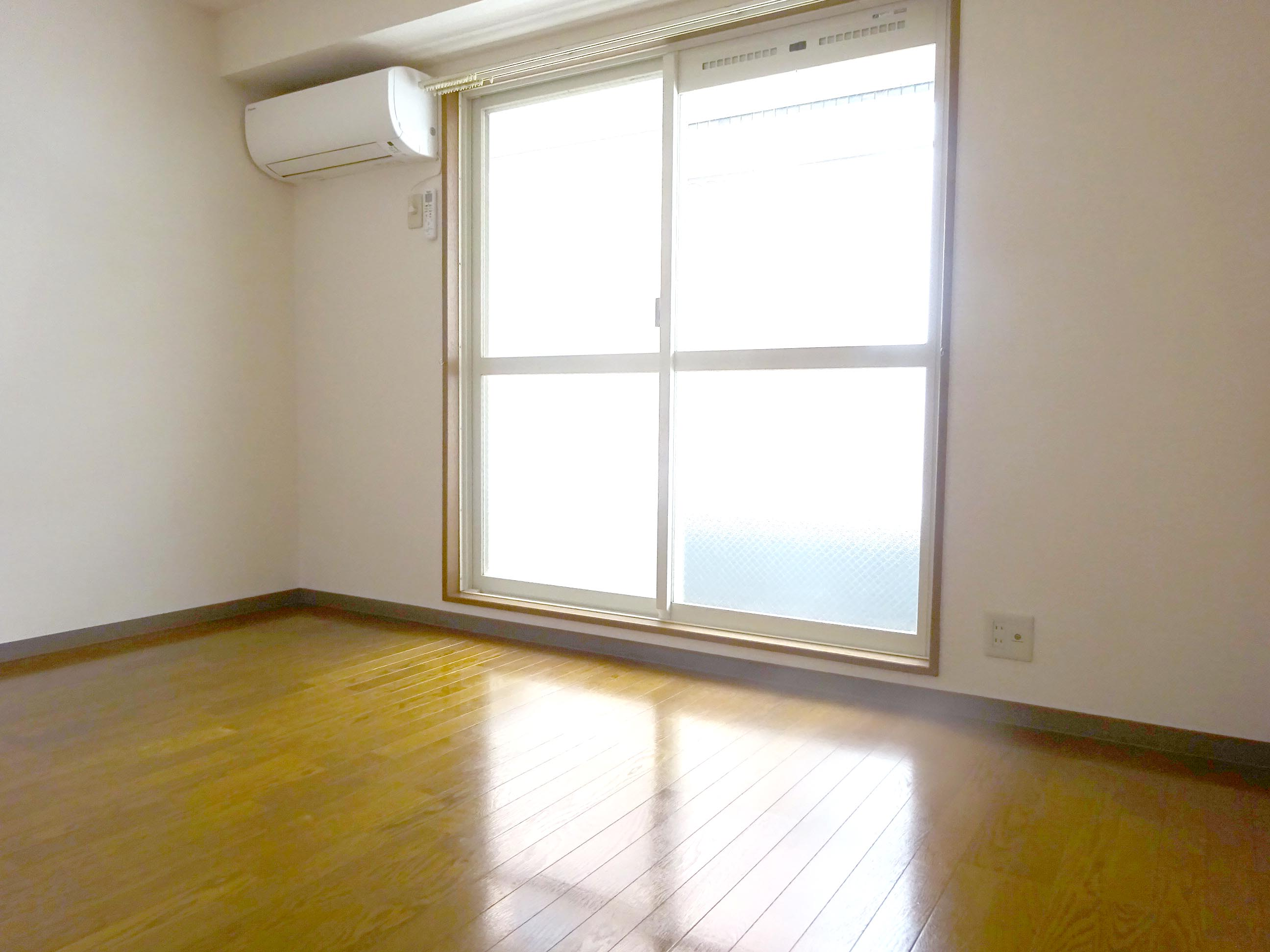 K'sマンション204号室室内