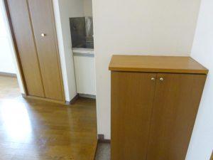 K'sマンション201号室 (入口)